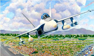 A Brief History of the El Toro Air Show: 1950-1997...