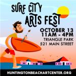 Surf City Arts Fest