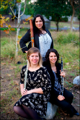 Live! at the Museum - Third Wheel Trio