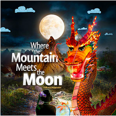 Where the Mountain Meets the Moon