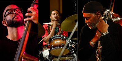 Casa Jazz Club: Nasheet Waits, Bennie Maupin, Eric Revis