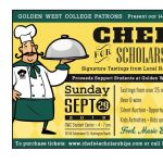14th Annual Chefs for Scholarships