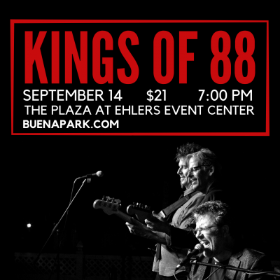 Autumn Nights: Kings of 88