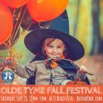 Boo-uena Park Olde Tyme Fall Festival
