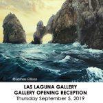 Land, Sea, or Sky: Artist Reception