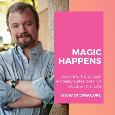 OCC RWA Birthday Bash Weekend with Damon Suede