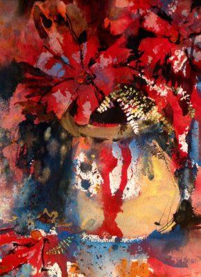 John Byram Watercolor Demonstration