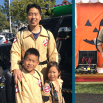 The OC Ghostbusters Visit!
