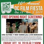 10th OC Film Fiesta