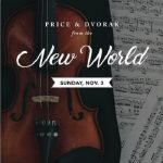 Price & Dvorak from the New World