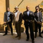 Adonis Rose and the NOJO 7 of the New Orleans Jazz Orchestra