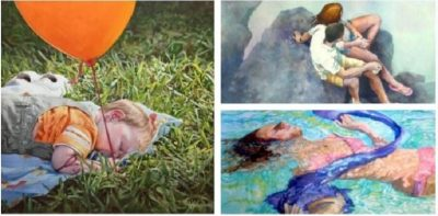 51st Annual Watercolor International Juried Exhibi...