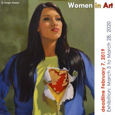 Women in Art: Call for Entry