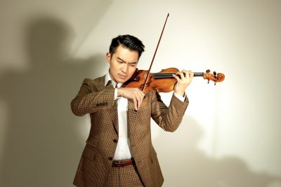 Laguna Beach Music Festival: Ray Chen in Recital