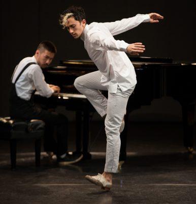 More Forever: Conrad Tao with Caleb Teicher & Co.
