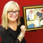 Monthly Art Talks, downtown Laguna Beach - Mia Moore and Carolyn Machado