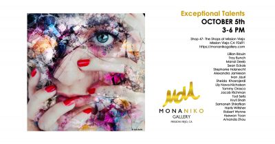 Exceptional Talents: Artist Reception