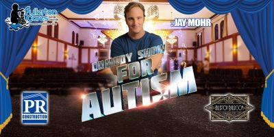 Comedy Show for Autism