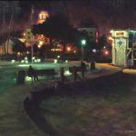 Plein Air Nocturne Painting Workshop