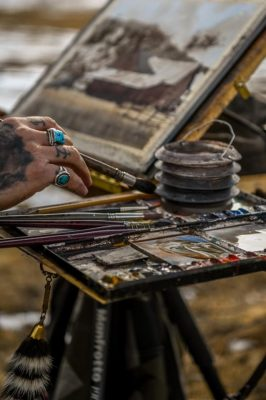 Plein Air Watercolor Painting Workshops