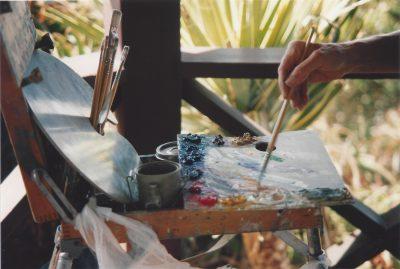 Plein Air Oil Painting Workshops at Heisler Park
