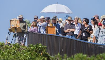 21st Annual Laguna Plein Air Quick Draw Painting Competition