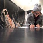 The Brea Gallery Presents Fresh {AIR}, An Artist in Residence Program Featuring Yevgeniya Mikhailik