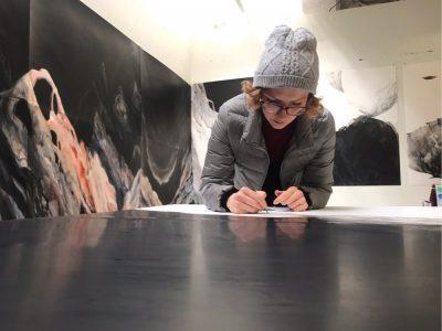 The Brea Gallery Presents Fresh {AIR}, An Artist i...