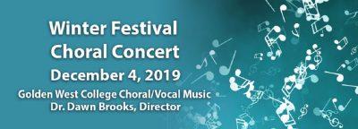 Winter Festival Choral Concert