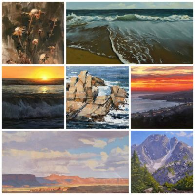 Art & Nature Juried Show at Forest & Ocean...