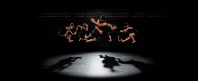 Engage with New Zealand's, BLACK GRACE dance company