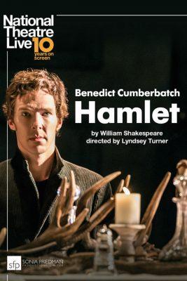 NTL: Benedict Cumberbatch in HAMLET