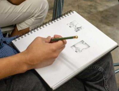 Free Drawing Workshop with Ryman Arts