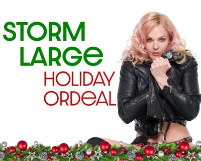 Storm Large  -  Holiday Ordeal