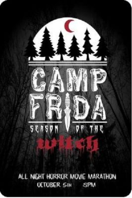 Camp Frida: Season of the Witch