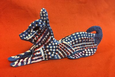 Anne's Treasures: Modeling Clay Animalitos