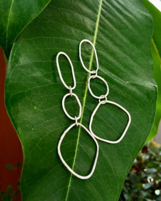 Fine Silver Jewelry Making with Michelle Gharibian...