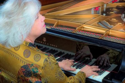 CLOSED TO PUBLIC:  Faculty Artist Series: Lorna Griffitt (piano)