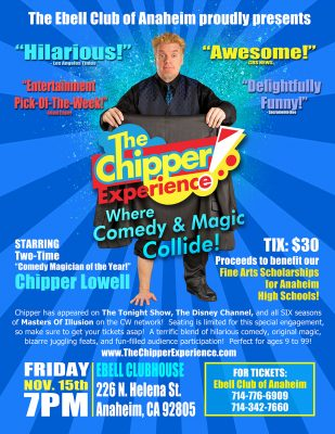 Benefit Performance of The Chipper Experience - Wh...