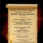 16th Annual Handel's Messiah Sing Along