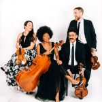 Thalea String Quartet with Pianist Michelle Cann