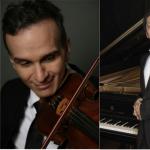 Gil Shaham, violinist with Akira Eguchi, pianist