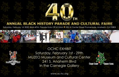 40th annual Orange County Black History Parade &am...