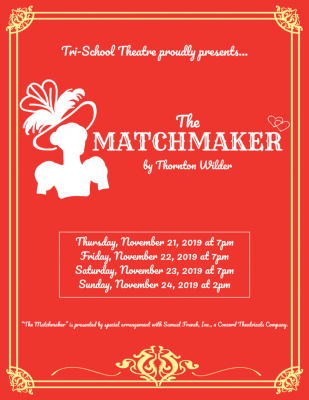 The Matchmaker by Thornton Wilder