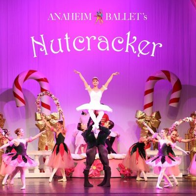 Anaheim Ballet's Nutcracker