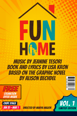 Fun Home @ the Chance Theater