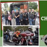 Harley-Davidson CHOC Toy Drive Pick-Up