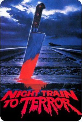 """Frida After Dark: October 2019 - """"Night Train to Terror"""""""