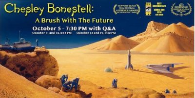 OCC Planetarium Presents Chesley Bonestell: A Brush With The Future