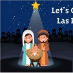 Celebrate Las Posadas! Feliz Navidad!
